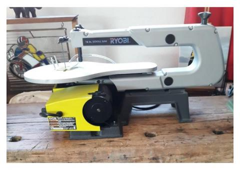 Scroll Saw NEVER USED