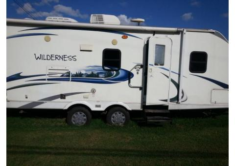 Wilderness camper